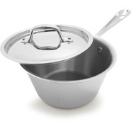 Stainless Steel Windsor Pan with Lid, 2 1/2 qt., 2