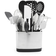 SteeL 15-Piece Everyday Kitchen Tool Set