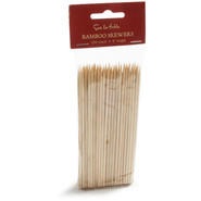 Bamboo Skewers, Set of 100, 6