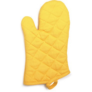 Classic Lemon Oven Mitt