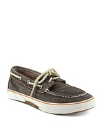 Boys' Halyard Saltwash Canvas Loafers - Little Kid