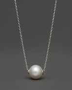 Cultured Freshwater Pearl Pendant Necklace