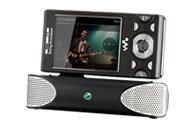 Sony          Ericsson Portable Speaker MS-410