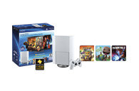 PS3 500GB Classic White Instant Game Bundle PS3991