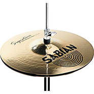 David Garibaldi Jam Master Hi-Hat Cymbals