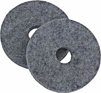 Hi-Hat Cymbal Felts 2-Pack SC-HF2