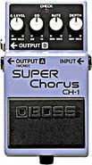 CH-1 Super Chorus Pedal