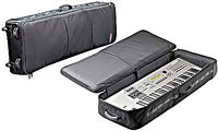 61-Key Keyboard Bag with Wheels SKB-KB61