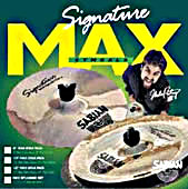 Mike Portnoy Low Max Stax Cymbal Set