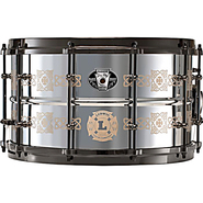 Jim Riley Signature Steel Snare Drum