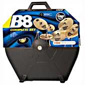 B8 Complete Cymbal Set