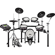 TD12KXS V Stage Series Electronic Drumset Black