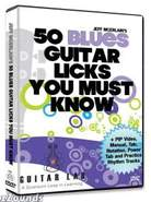 50 Blues Licks DVD Video