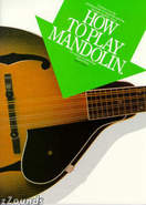 Book How To Play Mandolin