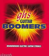 Boomers 7-String Electric Guitar Strings (10-60)