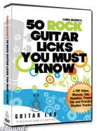 50 Rock Licks DVD Video