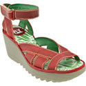 Yossa Red Rug Women's