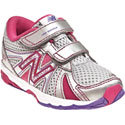 KG634 Infant Silver/Pink Kids's