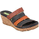 Cork Oak N402 Brown/Skimo/Cuero Women's
