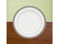6-in. Federal Platinum Bread and Butter Plate, Cho
