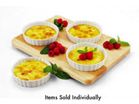 5-in. Ramekin, White