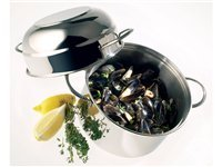 3.2-qt. Resto Mussel Pot