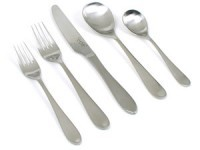 45-pc. Meridian Satin Service for 8 Flatware Set