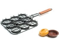 2-pc. Mini Burger Grill Basket Set