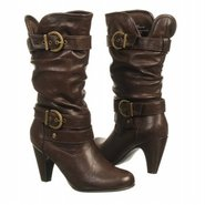 Good Day Boots (Brown) - Women's Boots - 8.0 W