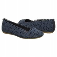 Mosley Shoes (Navy Crochet) - Women's Shoes - 8.5