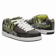 VANDAL Shoes (Grey/Black/Lime) - Men's Shoes - 7.5