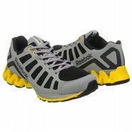 Zig Kick Shoes (Silver/Black/Yellow) - Men's Shoes