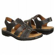 Cambria Sandals (Black Leather) - Women&#39;s Sandals 