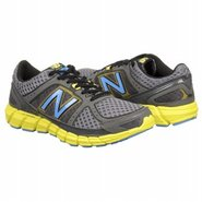 M750TF1 Shoes (Gray/Lime) - Men's Shoes - 9.0 4E