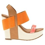 Barbary Shoes (Orange) - Women's Shoes - 10.0 M