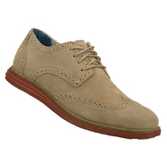 Embolden Shoes (Tan/Brick) - Men's Shoes - 7.5 M
