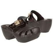 Dr. Scholl's Dance Shoes (Brown Croc) - Women's Sh