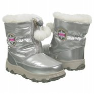 Moon Traveler Girl Boots (Silver) - Kids' Boots -