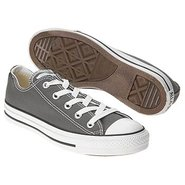 Chuck Taylor All Star Lo Shoes (Charcoal) - Men's