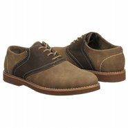 Saddle Shoes (Lt Brown/Dk Brown) - Men&#39;s Shoes - 1