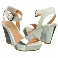 SASSY Shoes (Wht/Silver) - Women's Shoes - 9.5 M