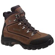 Spencer WP Hiker Boots (Brown/Black) - Men's Boots