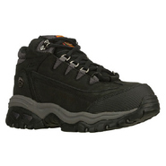 Energy-Blue Ridge Boots (Black/Grey) - Men's Boots