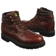 6  soft toe lacer Boots (Root Beer) - Men's Boots