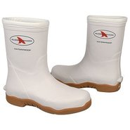 Great White Boots (White) - Men's Boots - 10.0 M