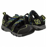 KD554 Water Sandal Shoes (Black) - Kids' Shoes - 1