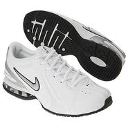 Reax TR III SL Shoes (White/Metallic Silve) - Men'