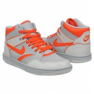 SKY FORCE HI Shoes (Wolf Grey/Team Orang) - Men&#39;s 