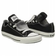 CT All Star Double Lo Shoes (Black Plaid) - Women&#39;