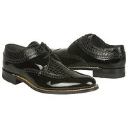 Dayton Shoes (Blk Snake Prnt W/Pat) - Men's Shoes